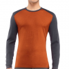 photo: Icebreaker Men's Tech Top Long Sleeve Crewe