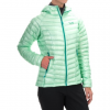 photo: Mountain Hardwear Women's Ghost Whisperer Hooded Down Jacket