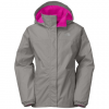 photo: The North Face Girls' Resolve Reflective Jacket