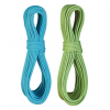 Edelrid Flycatcher Pro Line Climbing Rope Set with Micro Jul Belay Device - 6.9mm, 60m