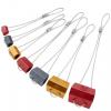 Black Diamond Equipment Wired Hexentric Set - Sizes #4-10