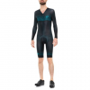 Pearl Izumi Pursuit Black Mach 5 Speedsuit Cycling Suit   Long Sleeve (For Men)