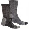 Terramar Merino Lite Hiker Socks   2 Pack, Crew (For Men And Women)
