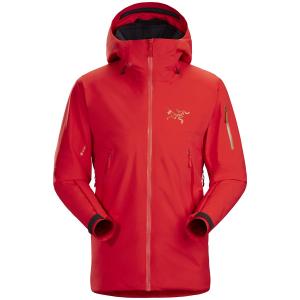 Arc'teryx Rush IS Jacket 2021 - Medium Purple | Nylon