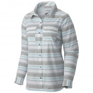 Columbia Pilsner Peak Stripe Long Sleeve Womens Shirt