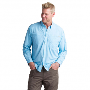 ExOfficio Atoll Long Sleeve Mens Shirt