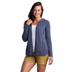 ExOfficio Sol Cool Crossback Womens Hoodie
