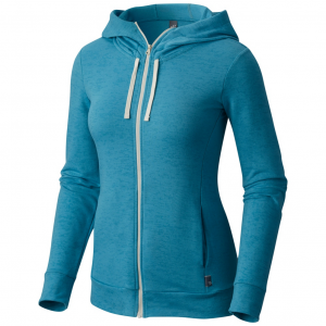 Mountain Hardwear Burned Out Full Zip Womens Hoodie