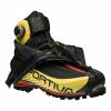 La Sportiva G5 Black/Yellow 40