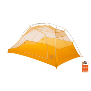 Big Agnes Tiger Wall Ul2 Backpacking Tent - Silver / Grey