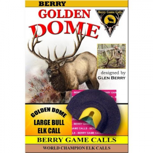Berry Game Calls Golden Dome Reed Elk Call thumbnail