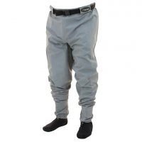 Frogg Toggs Hellbender Stockingfoot Breathable Guide Pant - Slate