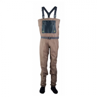 Hodgman H3 Stocking Foot Chest Waders - Bronze