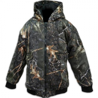 World Famous Toddler Hooded Jacket - Camo