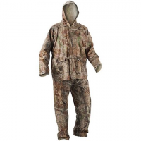 Remington Men ' S 2 - Piece Camo Rainsuit - Realtree