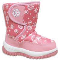 World Famous Girls Infant Toasty Winter Boots - Pink