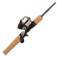 Shakespeare Ladyfish 6ft , 2 - Piece , Medium Spincast Combo