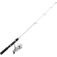 Eagle Claw 28 '' Cold Smoke Spinning Ice Combo