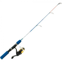 Eagle Claw 28 '' Patriot Ice Fishing Combo