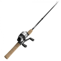 Zebco 33 Cork Micro Spincast Combo 5 Foot 6 Inch Rod