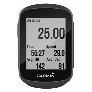 Garmin Edge 130 GPS Cycling Computer w// Sensor Bundle
