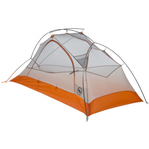 Big Agnes Copper Spur UL 1-Person Tent - Terra Cotta/Silver