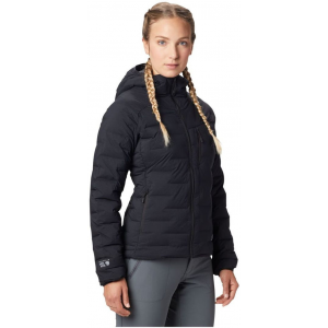 Mountain Hardwear Super/DS Stretchdown Hooded Jacket - Women's