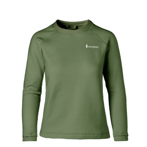 Sambaya Stretch Fleece Crew Sweatshirt - Women's