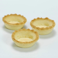 Round Tart Shells - 1.75 Inch, Sweet