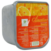 Corsican Clementine Compote, Frozen