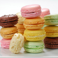 French Almond Macaroons - French Favorites