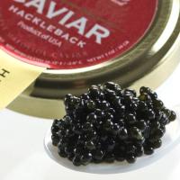 American Hackleback Caviar - Malossol