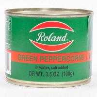 Green Peppercorns in Brine