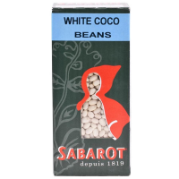 White Coco Beans - Dry