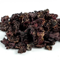 Hibiscus Flowers - Dried