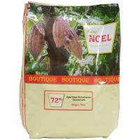 Noel Dark Chocolate Pistoles - Bitersweet 72%, Apurimac