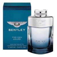 Azure by Bentley for Men 3.4oz Eau De Toilette Spray