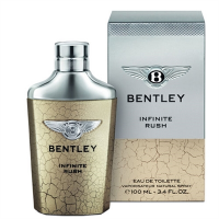Infinite Rush by Bentley for Men 3.4oz Eau De Toilette Spray
