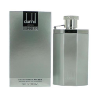 Desire Silver by Alfred Dunhill for Men 3.4oz Eau De Toilette Spray
