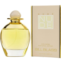Nude by Bill Blass for Women 3.4oz Eau De Cologne Spray