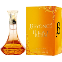 Heat Rush by Beyonce for Women 3.4 oz Eau De Toilette Spray