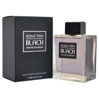 Seduction In Black by Antonio Banderas Men 6.7oz Eau De Toilette Spray