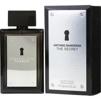 The Secret by Antonio Banderas for Men 3.4oz Eau De Toilette Spray