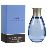Hei by Alfred Sung for Men 3.4 oz Eau De Toilette Spray