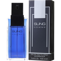 Sung Homme by Alfred Sung for Men 3.4 oz Eau De Toilette Spray