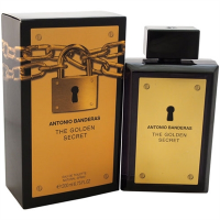 The Golden Secret by Antonio Banderas for Men 6.7oz Eau De Toilette