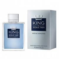 King of Seduction by Antonio Banderas for Men 6.75oz Eau De Toilette