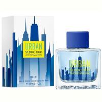 Urban Seduction Blue by Antonio Banderas for Men 3.4oz Eau De Toilette