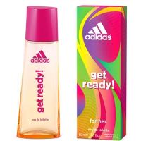 Get Ready by Adidas for Women 1.7oz Eau De Toilette Spray