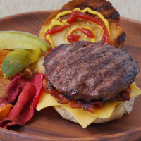 Wagyu Beef Burgers - 20 patties, 8 oz ea